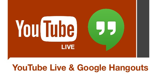 O Hangouts On Air agora é YouTube ao vivo